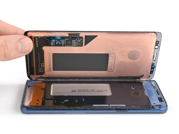 Samsung Galaxy S9 Display Replacement