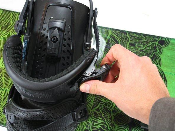 Repair guides for snowboard repair