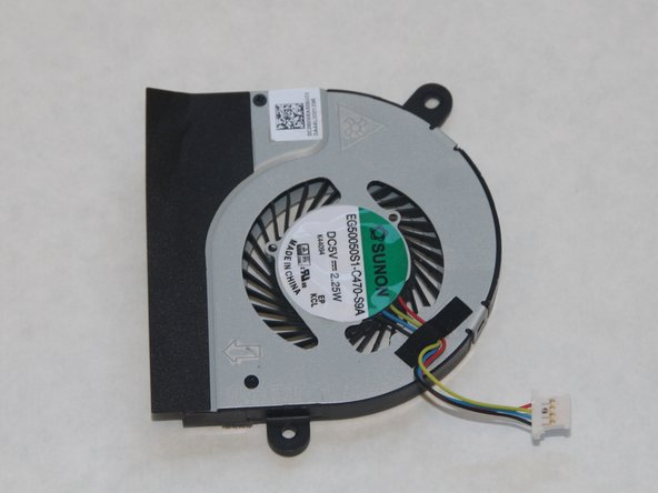 HP Pavilion 11 x360 Fan Replacement