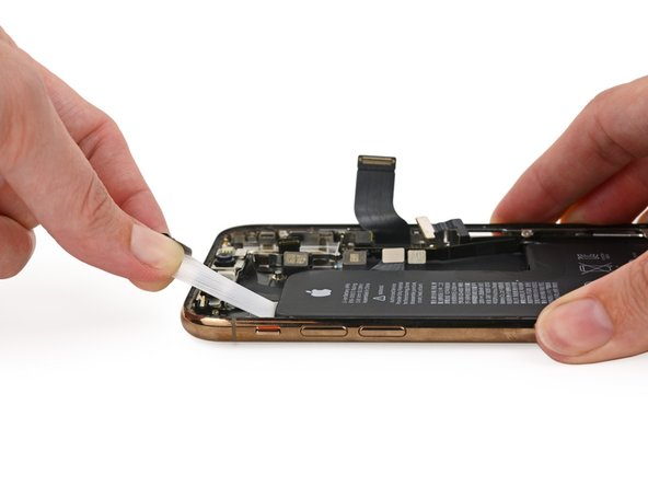 Apple repair of an iPhone