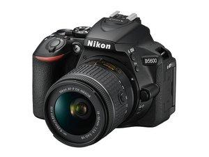 Nikon D5600 Repair