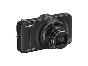 Nikon Coolpix S9300 Repair