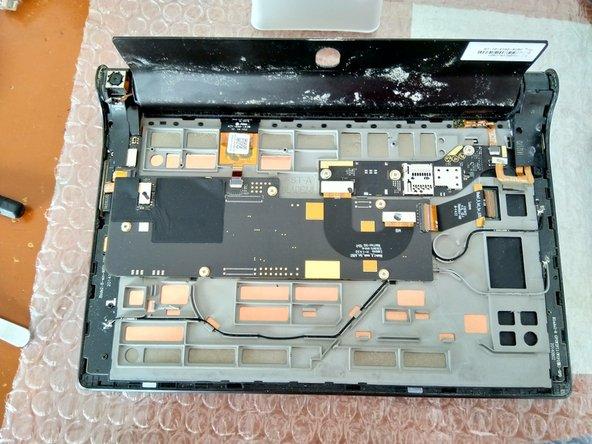 Lenovo Yoga Tablet 2 830F oder 851F Battery ersetzen