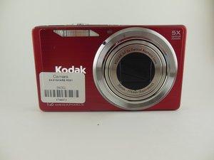 Kodak EasyShare M381 Repair