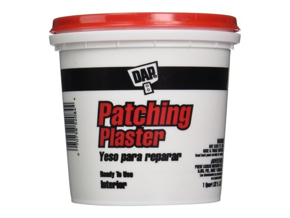 Patching Plaster Main Image