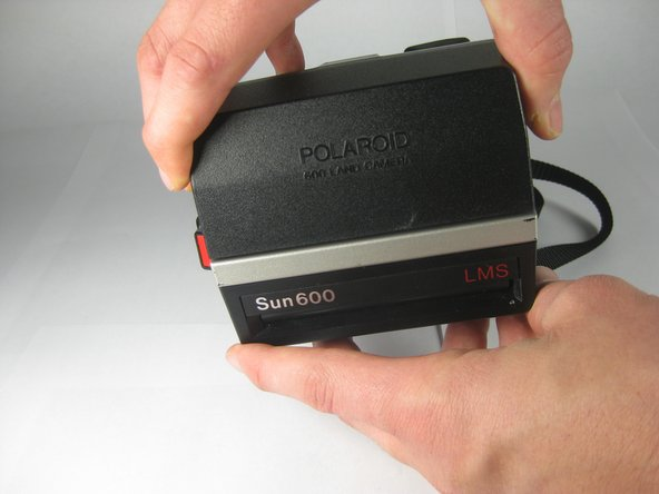 Repairing Polaroid Sun 600 LMS Exposure Settings