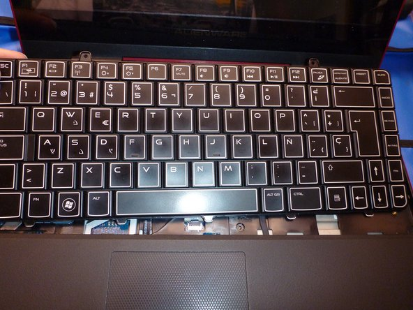If the keyboard fails, the best option is to replace it for a new one.