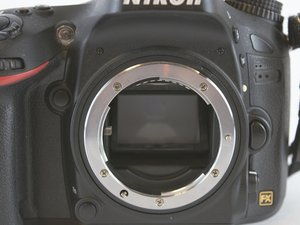 Nikon D610 Troubleshooting