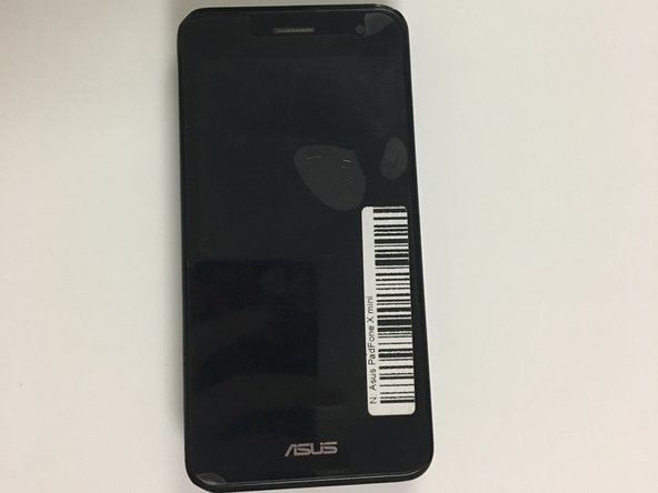 Asus Padfone X Mini Screen Replacement