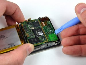 Microsoft Zune HD Battery & Logic Board Replacement