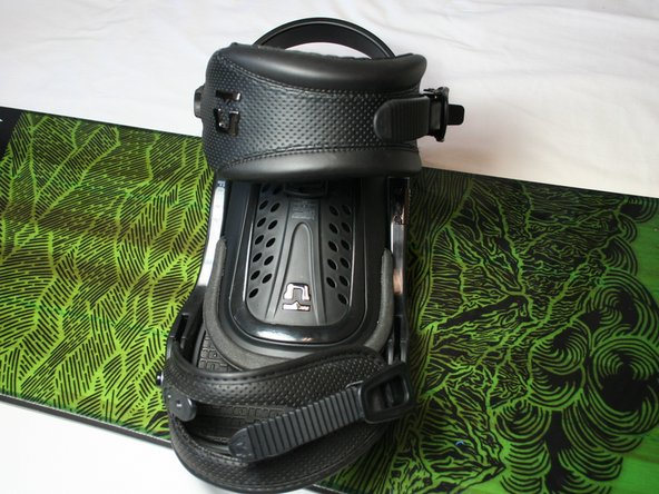 Snowboard Binding Replacement