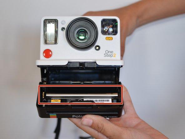 Polaroid OneStep 2 Film roller Replacement
