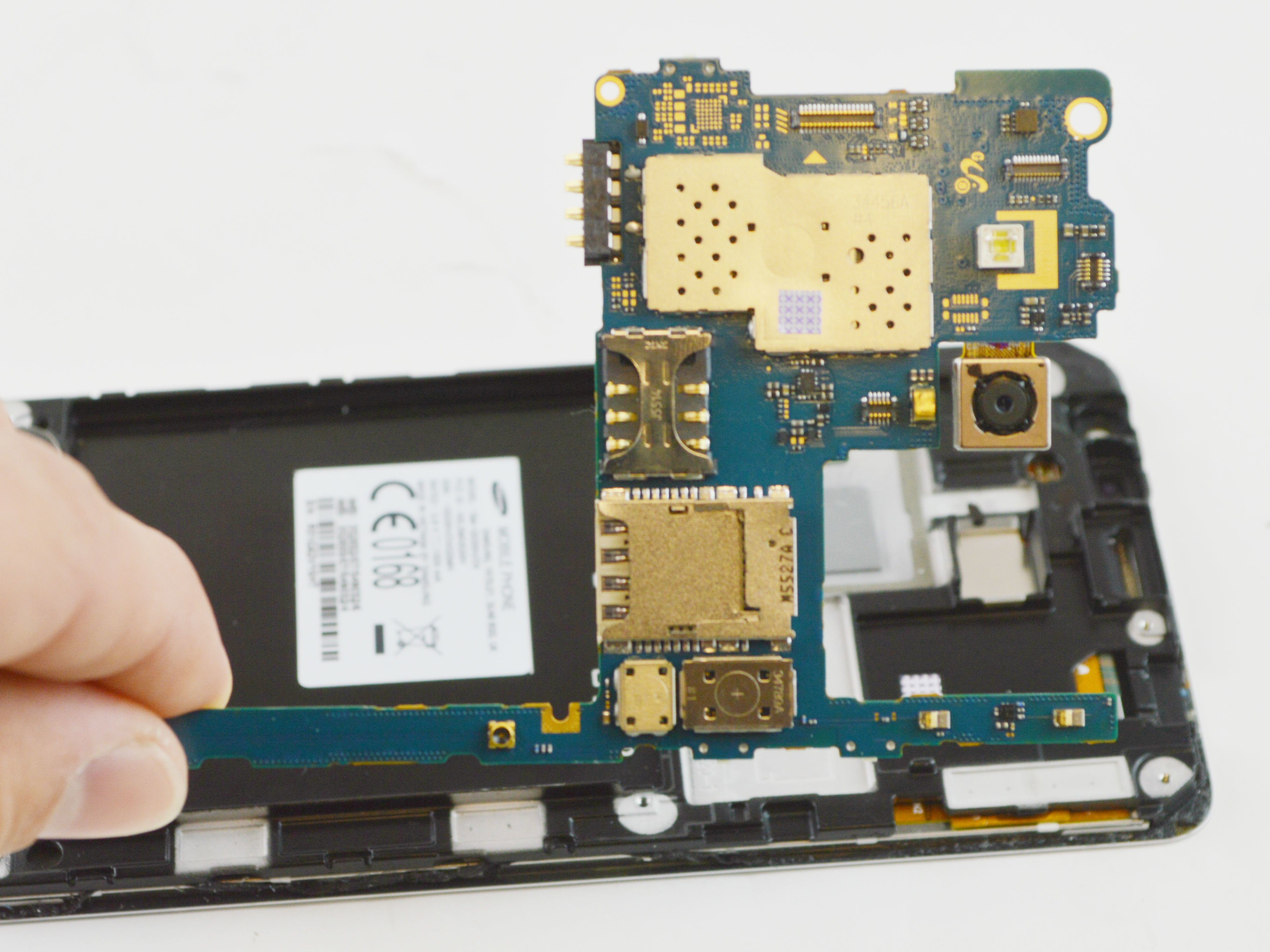 Samsung Galaxy Grand Prime Motherboard Replacement - iFixit Repair Guide