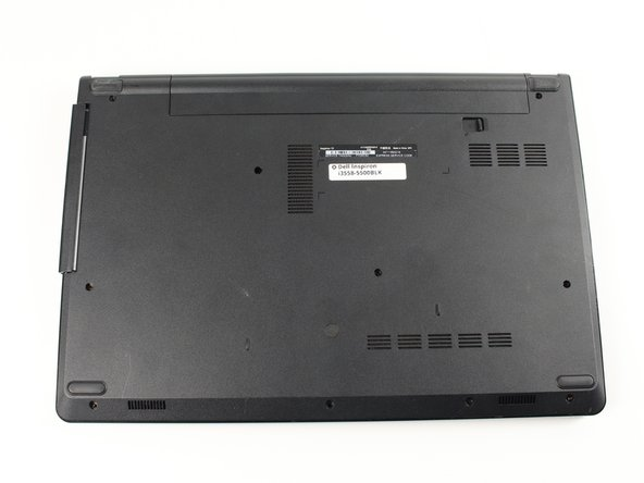 Dell Inspiron i3558-5500BLK Back Cover Replacement