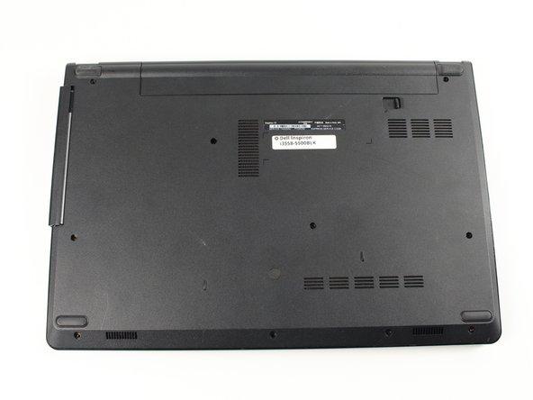 Reemplazo de la cubierta posterior Dell Inspiron i3558-5500BLK