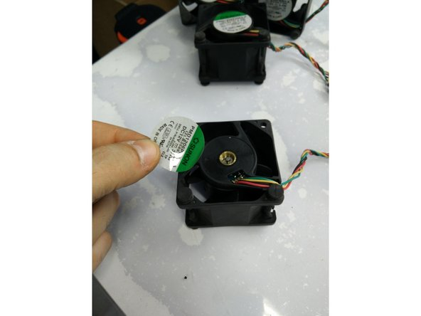 Dell Optiplex 760 Ventiladores (Fan) Repair