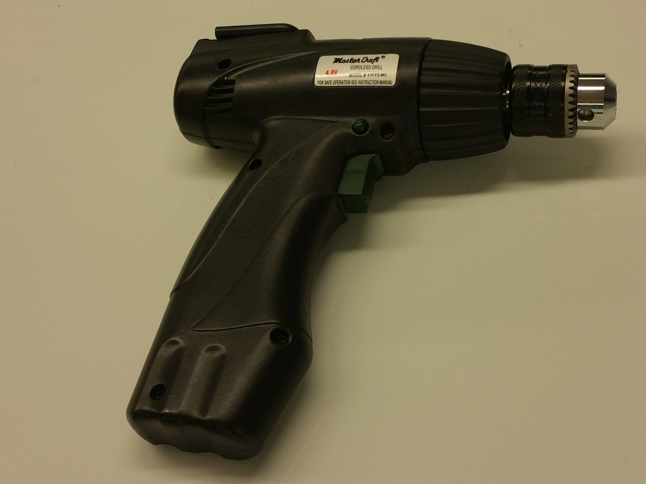 Mastercraft 17fy2 Mc Cordless Drill