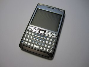 Nokia E61i Teardown