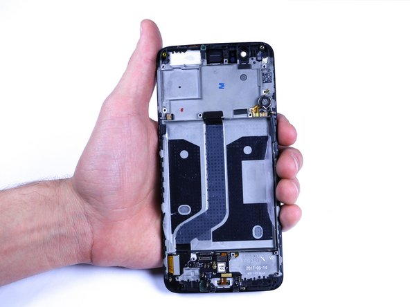 OnePlus 5 LCD Screen Assembly Replacement