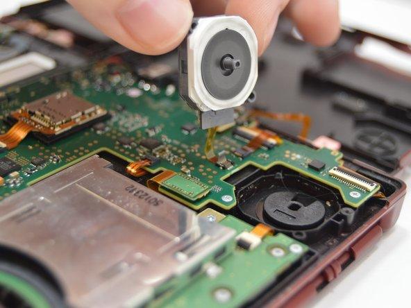 Nintendo 3DS XL 2015 Reemplazo del Botón deslizante