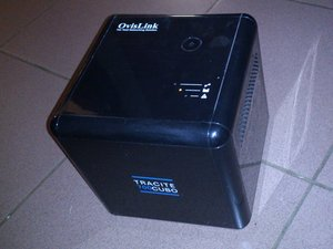 UPS OVISLINK TRACITE CUBE or CUBO