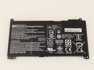 HP ProBook 450 G4 Battery Replacement