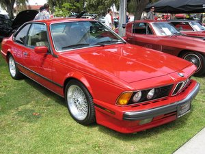 1985-1989 BMW 635CSi Repair
