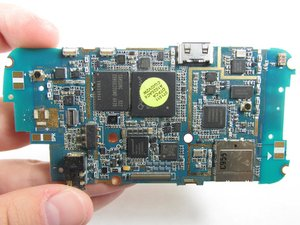 Samsung Rogue Motherboard Replacement