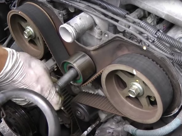 1995-2002 Toyota 4Runner 3.4L Timing Belt/ Water Pump Replacement