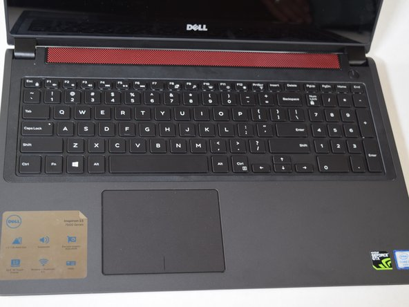 Dell Inspiron 15-7559 Keyboard Replacement
