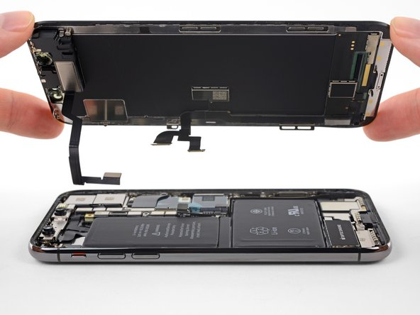 iPhone X Display Assembly Replacement