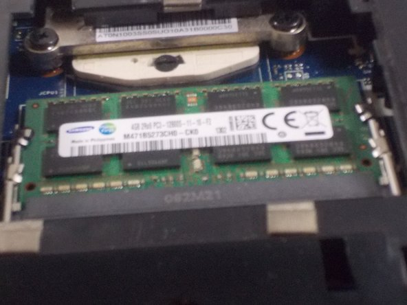 Lenovo IdeaPad N580 RAM Replacement