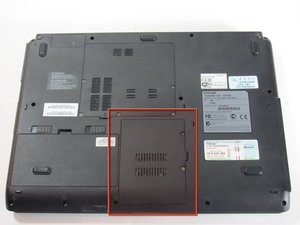 Toshiba Satellite L45-S7423 Hard Drive Replacement