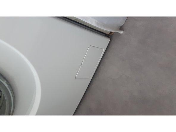 How to clean drain stoppage on Bosch Avantixx 7 Waching Machine