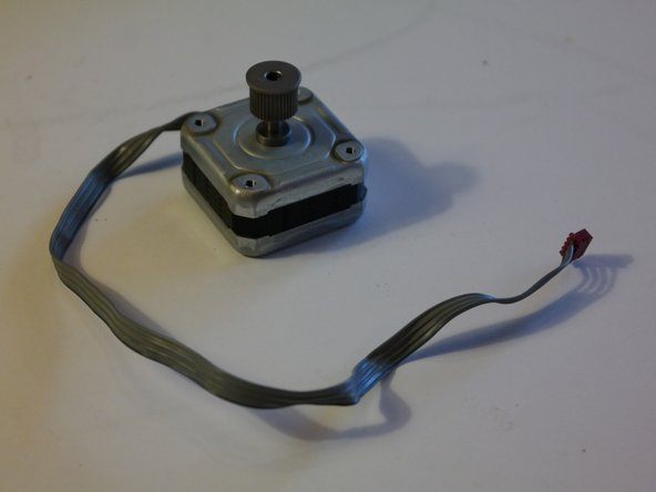 Image 1/2: ''If you know what voltage this motor runs at or its pinout, please leave a comment!''