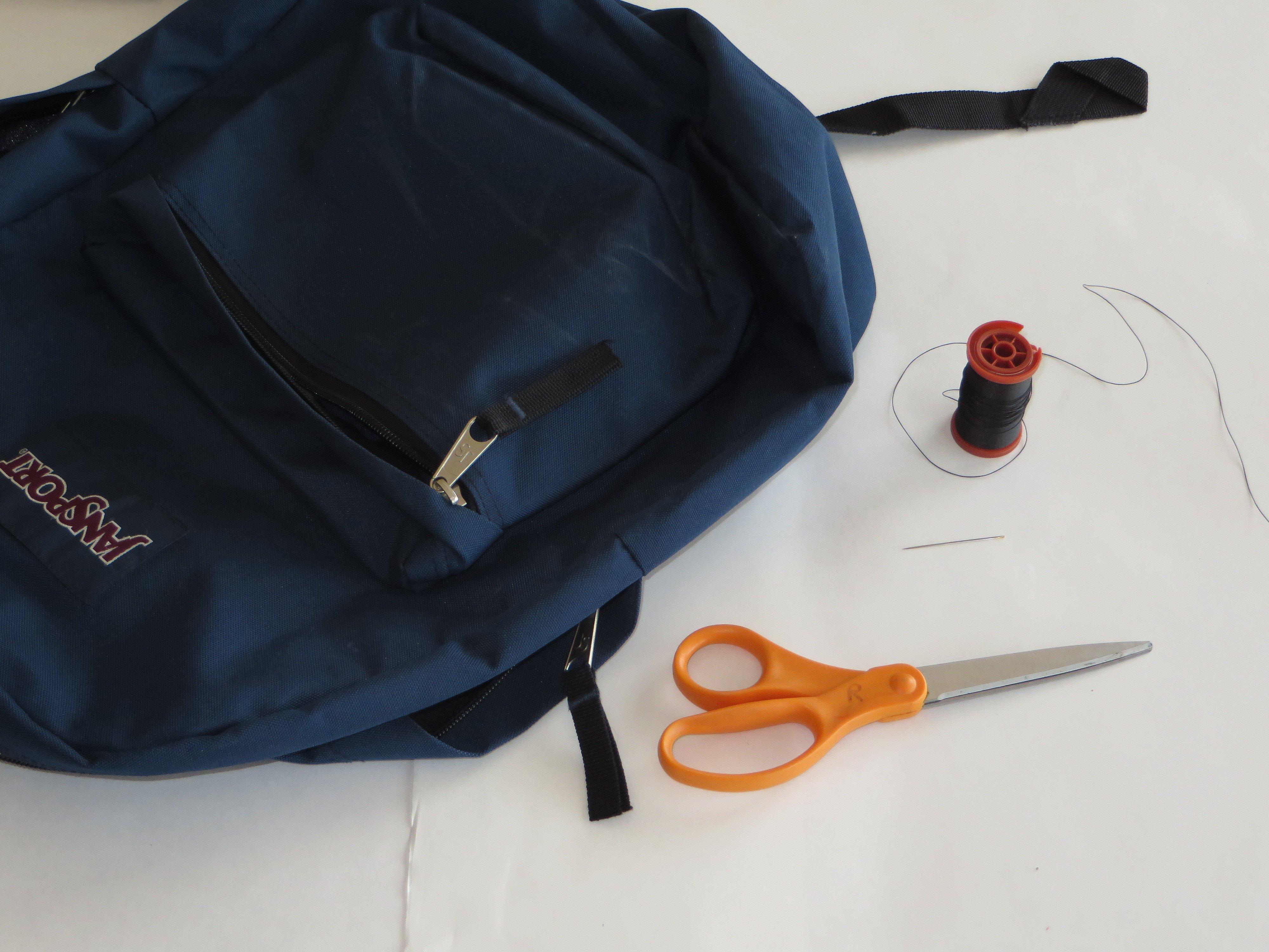 e19977d4bd01 Torn-Off Backpack Shoulder Strap Repair - iFixit Repair Guide