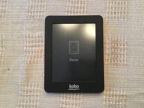 Kobo Mini Disassembly