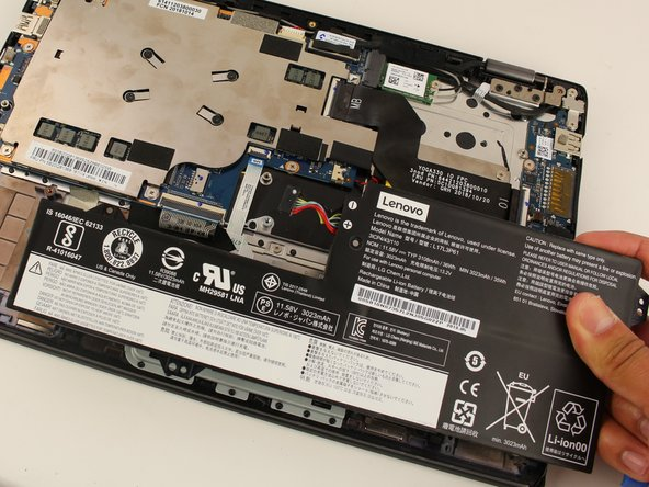 Lenovo Flex 6-11IGM Battery Replacement