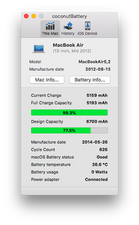 SOLVED: 3 beeps on start up - MacBook Air Models A1237 and