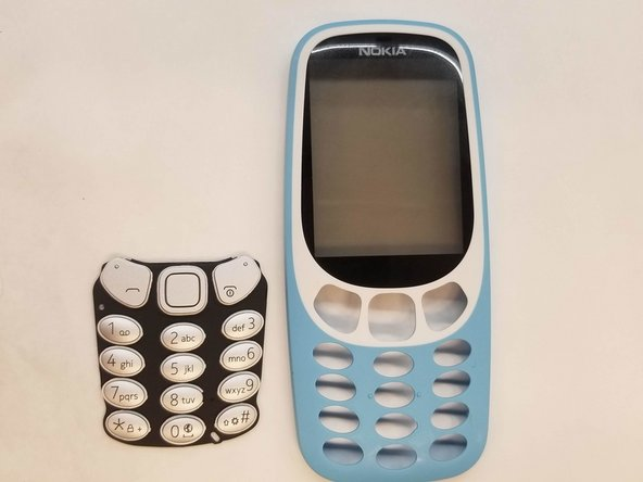 Nokia 3310 3G Outer Frame Replacement