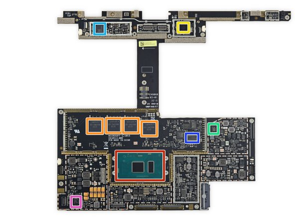 Finally a bare logic—err, motherboard. That black PCB à la Steve Jobs had us confused for a second.