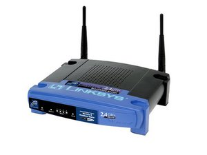 Linksys BEFW11S4 Repair