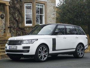 2013-Present Land Rover Range Rover Repair