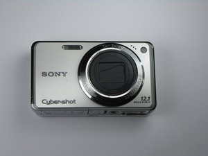 Sony Cyber-shot DSC-W290 Repair