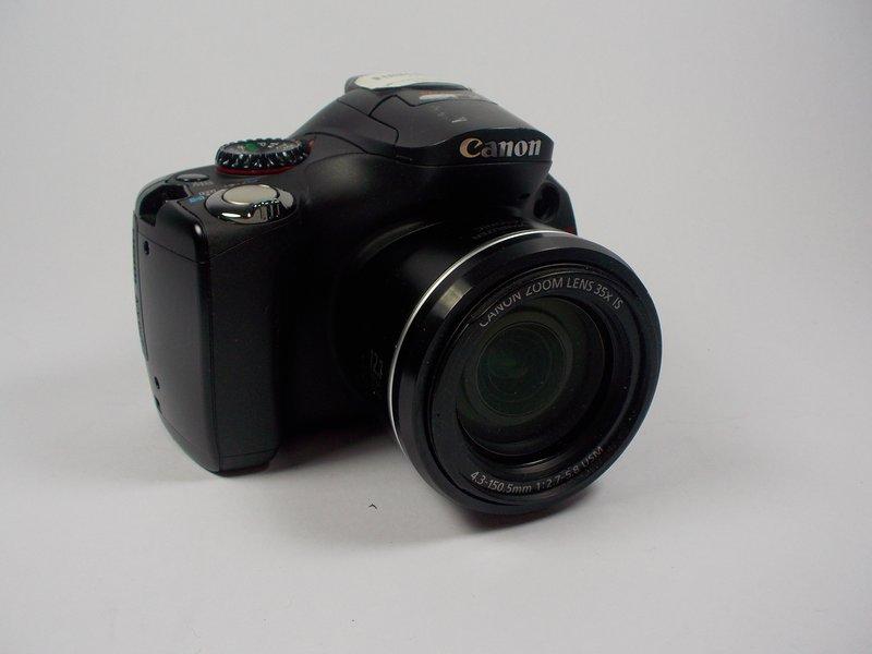 canon sx40 hs camera repair ifixit rh ifixit com canon sx40 hs manual focus Webcam Manual Focus