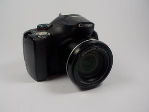 Canon SX40 HS camera Repair