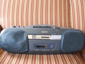 Sony CFD-6 Repair