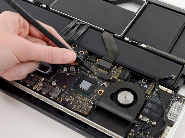 "MacBook Pro 13"" Retina Display Late 2012 Right Fan Replacement"