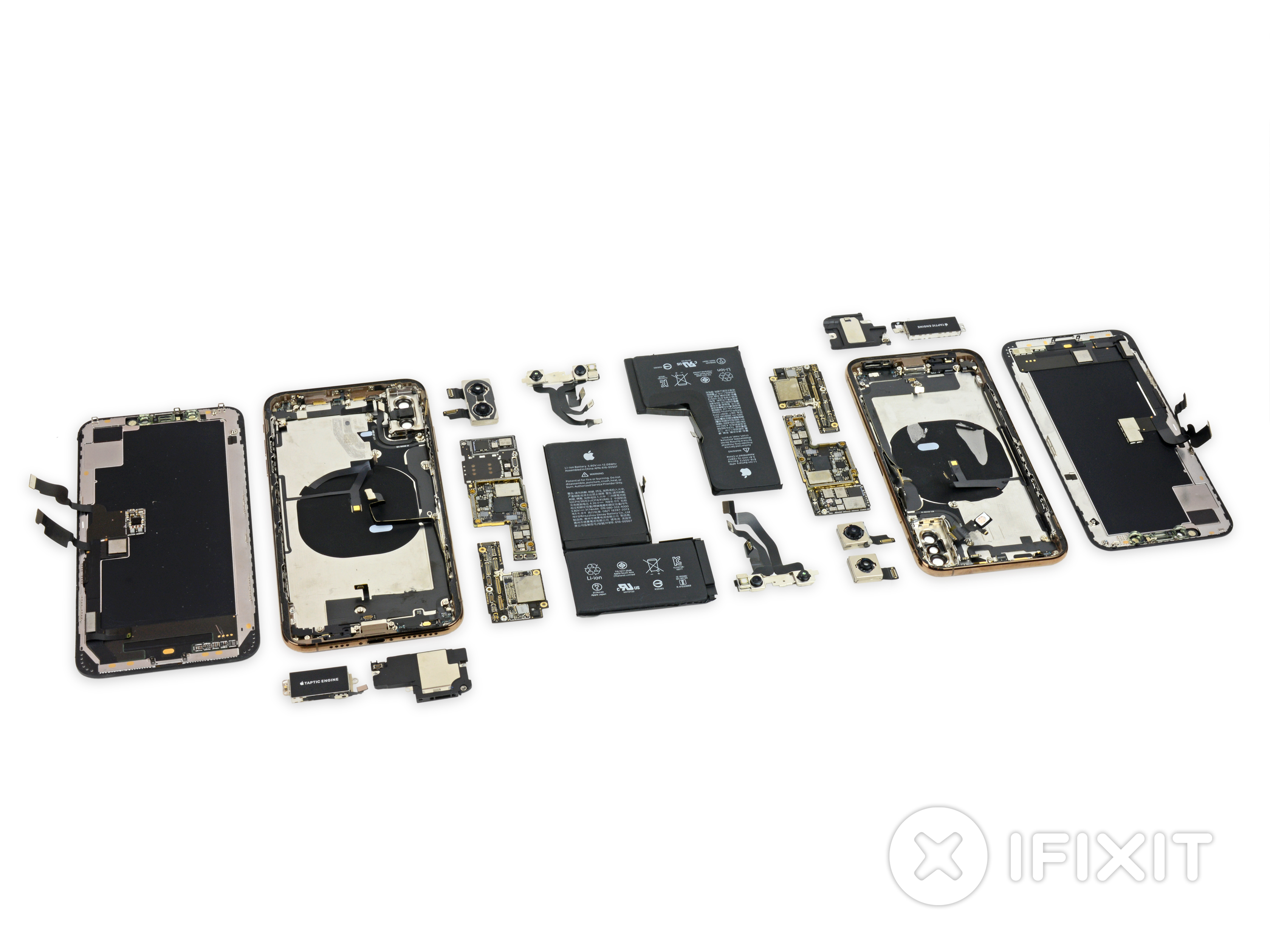 Iphone Xs And Max Teardown Ifixit Apart Fro The Mentioned Solutions You Can Always Design A Circuit That