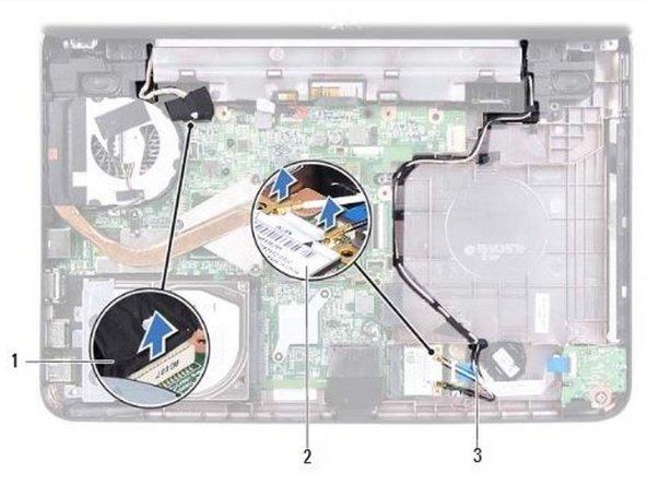 Dell Inspiron 14 M4040 Reemplazo del ensamblaje de la pantalla